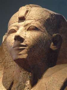 The God HATSHEPSUT, ruler during one of the most powerful dynasties in ancient Kemet